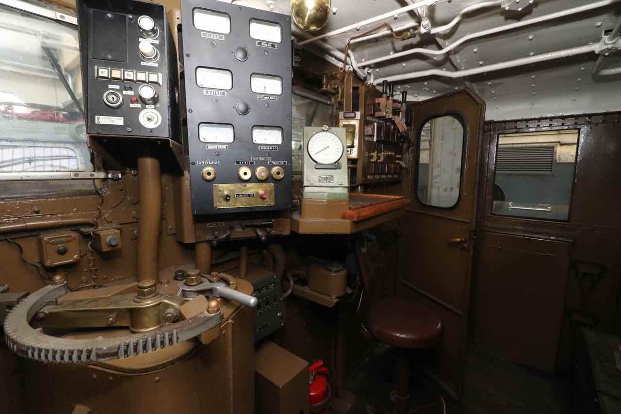 Il vecchio deposito treni dove le carrozze facevano il for Planimetrie della cabina ad arco