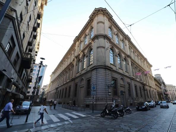 Un hotel nell ex ufficio elettorale - Corso di porta romana 16 milano ...