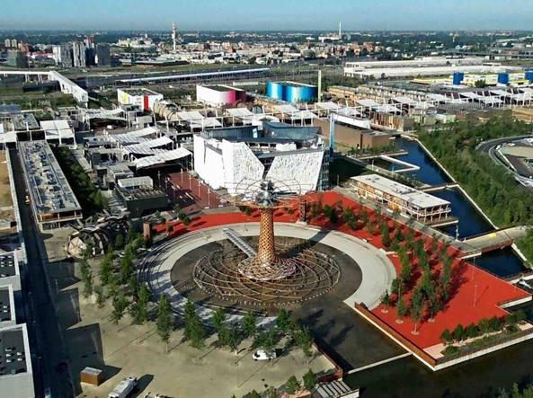 Expo via al bando internazionale un progetto da due for Expo milano 2017
