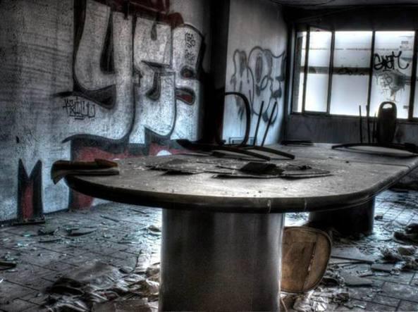 Stupro nel palazzo abbandonato preso il violentatore for Corriere arredamento