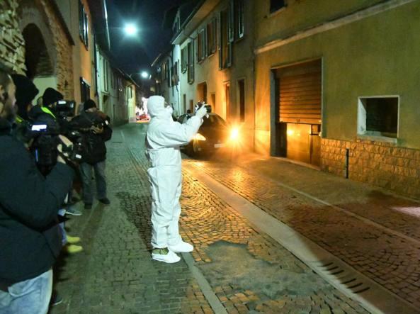 Omicidio parabiago donna uccisa a coltellate interrogato for Piani di casa sotto 100k