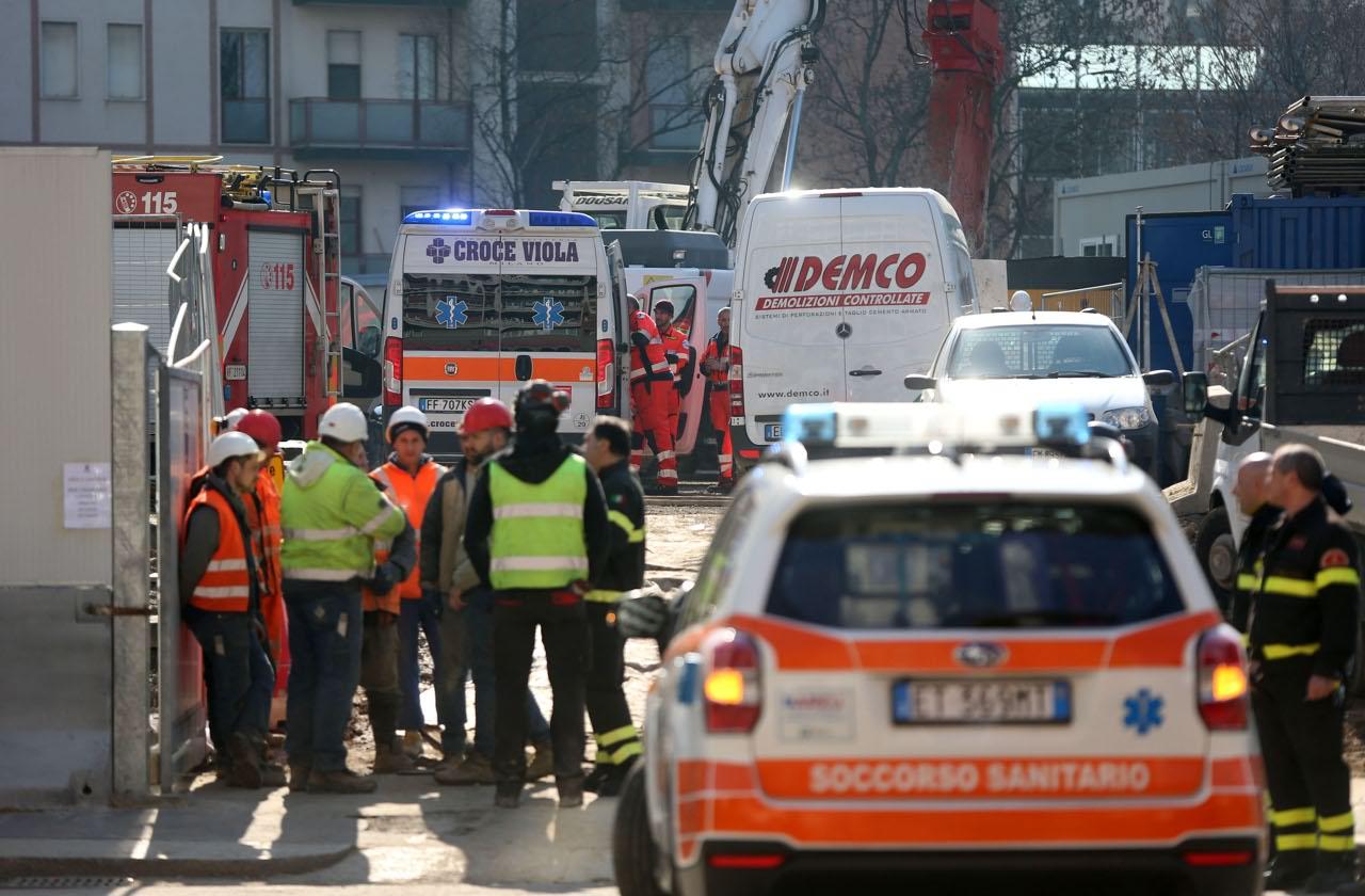 Milano incidente sul lavoro a porta nuova for Lavoro a milano