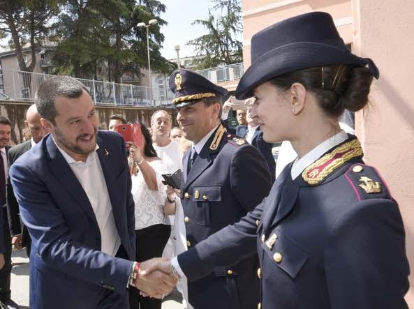 Salvini vuole un