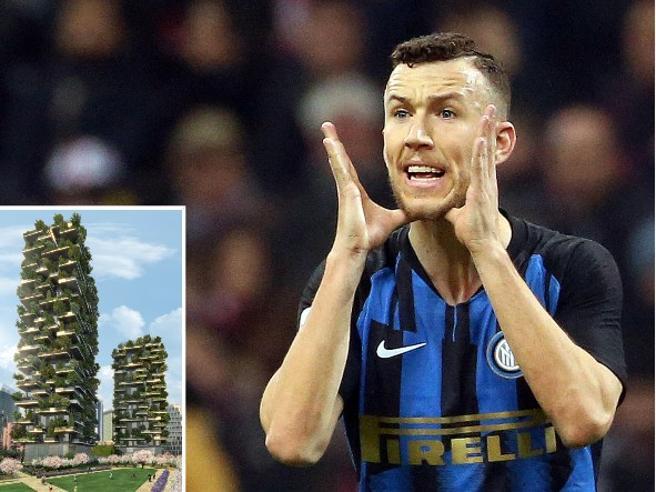 Inter, furto a casa di Ivan Perisic: colpo da 80mila euro