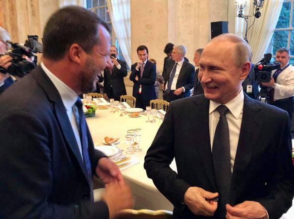 Fondi russi al Carroccio, Borghezio:
