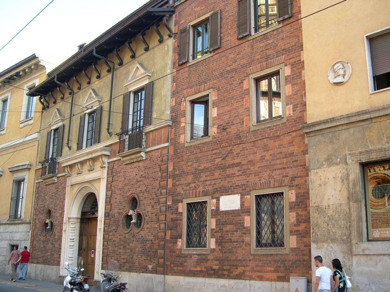 La casa degli atellani for Corriere casa