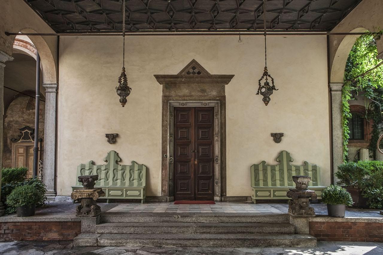 La casa degli atellani for Corriere della casa