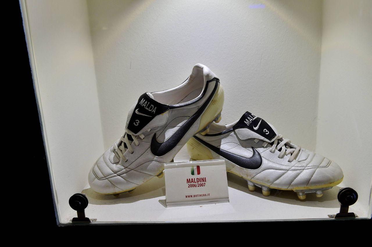 separation shoes 50d47 a330a Da Ronaldo a Neymar, in tavola le scarpe dei campioni di calcio