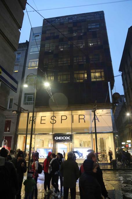 on sale 5c573 62fe3 Via Torino, agli americani il simbolo di Geox - Corriere.it