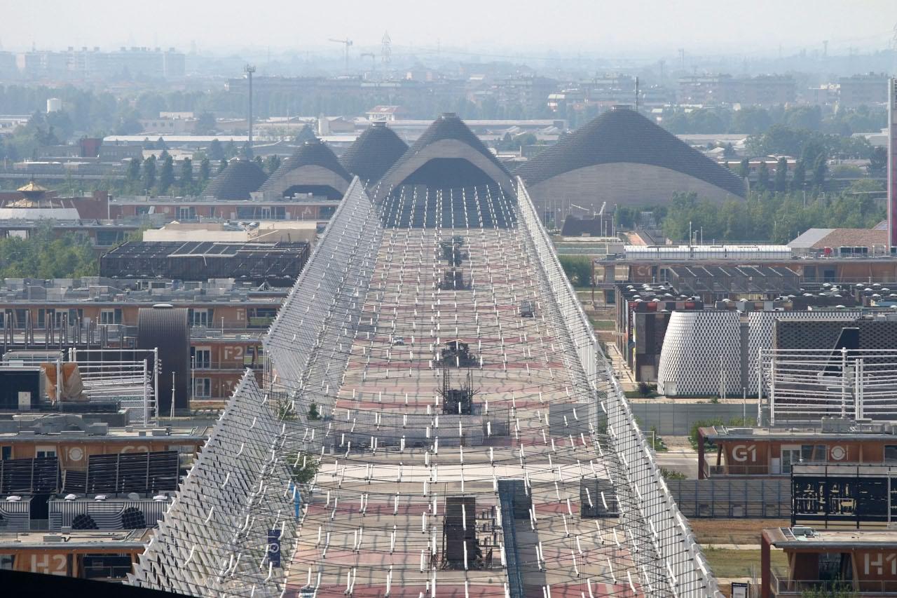 Com oggi l area ex expo for Expo milano 2017