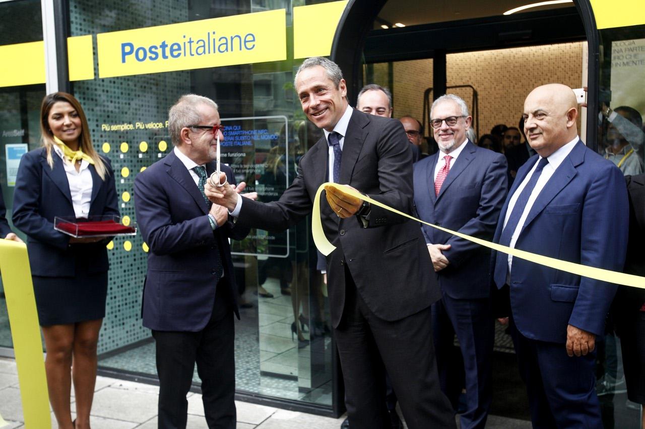 Nuovo Ufficio Postale Milano : Venezia nel nuovo ufficio postale a san marco anche operatori