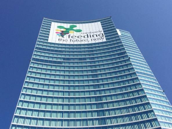 Anniversario Ufficio : Milano il logo della regione per l anniversario della massoneria