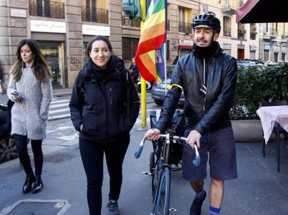 Ufficio Lavoro Milano : Milano in ufficio con zoe: da casa al lavoro a piedi: «milanesi