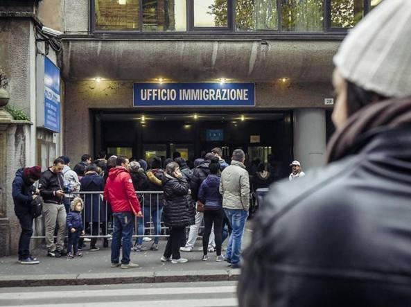 Ufficio Visti Per La Cina Milano : Milano la villa del comprata con il denaro dei visti
