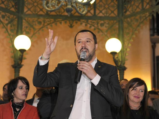Salvini: governo, pronto al preincarico. Casellati? Se chi d