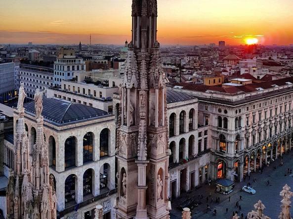 Milano Prolungato L Orario Di Apertura Delle Terrazze Del