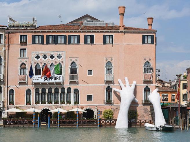 Il crac di lusso di Malaspina FotoSequestrato l'hotel del Tintoretto