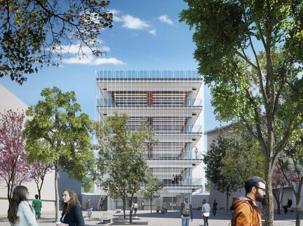 Politecnico Milano Il Quartiere Approva Il Nuovo Campus Ma E Lite
