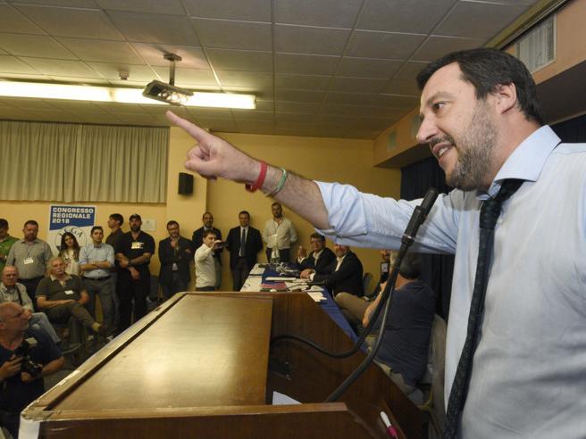 Salvini: «Da Mattarella attacco alla democrazia. Non so se t