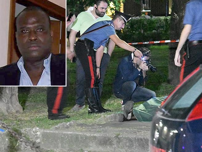 Milano, Assane Diallo ucciso per soldi e cocaina Le immaginiIl killer è braccato