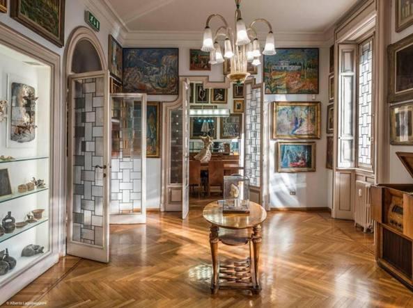 Casa Museo Boschi Di Stefano.Milano Si Cerca Un Mecenate Per Il Museo Delle Opere Dei Coniugi