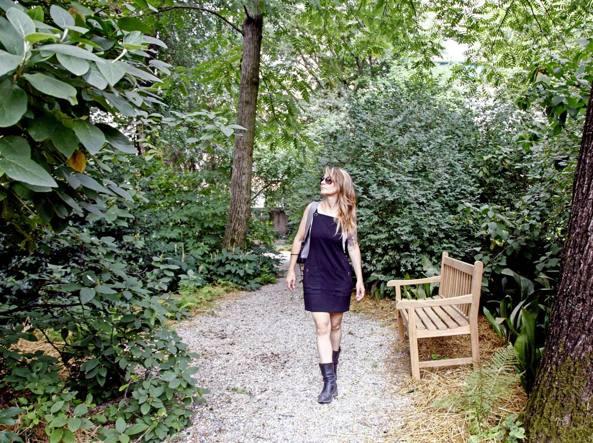 Milano passeggiata inedita all ombra dell arboreto nell orto