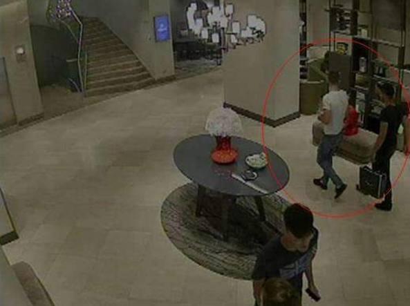 colpo grosso all'hotel hilton di milano, donna rapinata da 4 albanesi mentre stava per effettuare una truffa