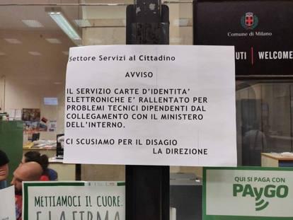 Ufficio Di Anagrafe Milano : Comune di milano verifiche su appalto da milioni per i buoni