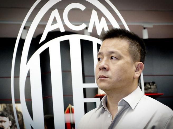 Milan, l'ex proprietario Yonghong Li  indagato per falso in
