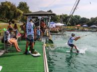 Europei di cable wakeboard, cibo avariato in mensa: intossicati dieci tra atleti e giudici