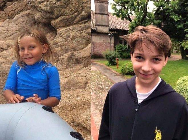 Lo zio dei bimbi travolti dal treno: «Lorenzo eroe per la sorella Gilla»