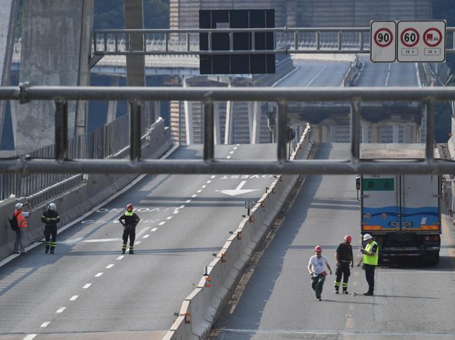 Ponte Morandi a Genova, l'inchiesta è a una svolta: «Ecco co