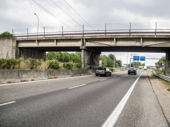 Superstrada Milano-Meda: via agli accertamenti su tre ponti ...