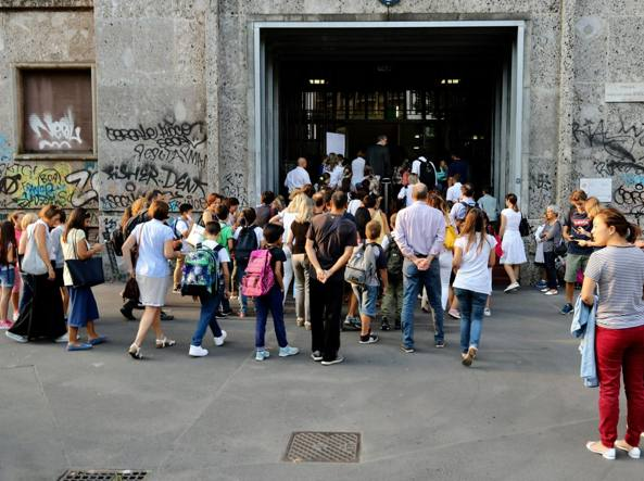 Ufficio Per Stranieri Milano : Scuola lezioni al via studenti in calo ma più stranieri