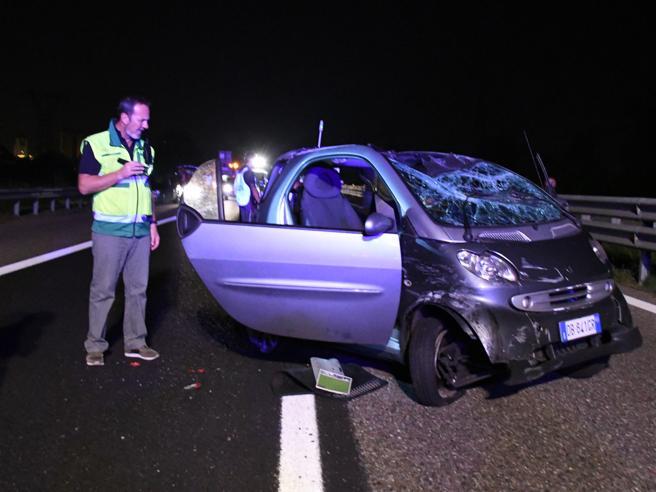Incidente in tangenziale: 35enne muore 6 giorni dopo l'amicoL'ultimo post: «Morte, vieni qui»