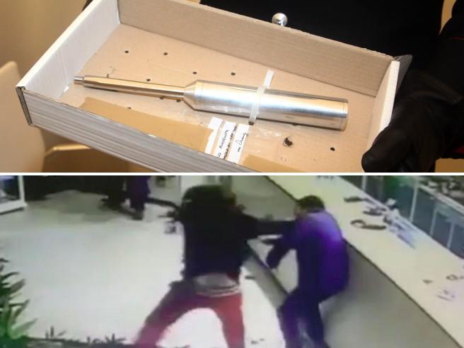 Preso il killer con la penna-pistola: uccise una trans, poi tentò rapina a sushi bar Video