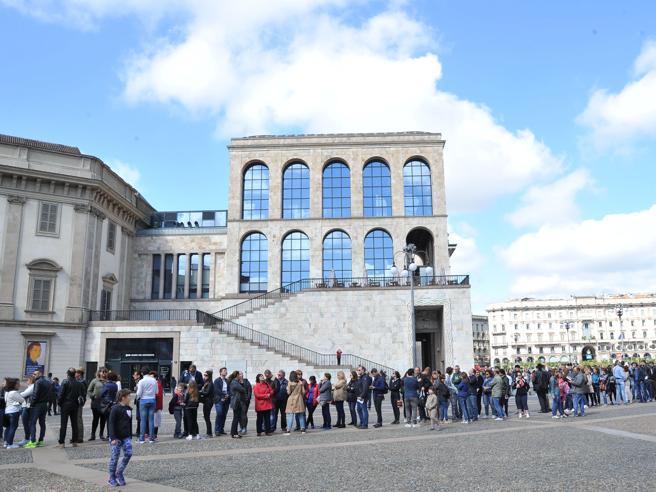 Milano, il Palazzo Reale nella top 100 dei musei più visitati al mondo