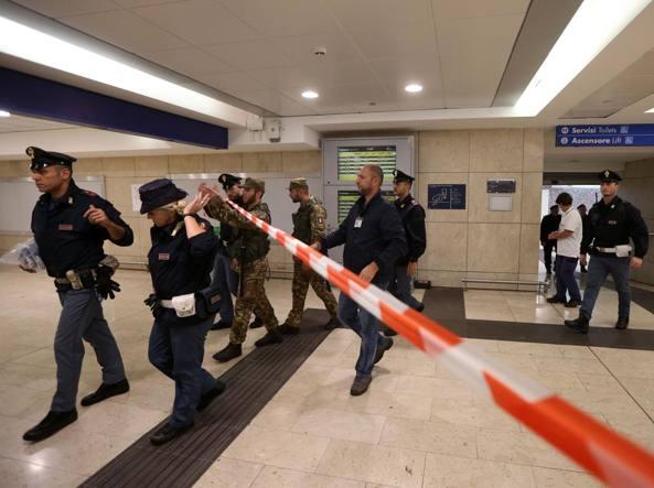 Sono Entrata Nel Bagno Degli Uomini : Stazione centrale ucciso dalleroina: 43enne trovato senza vita nel