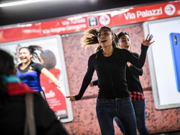 Milano porta venezia la stazione del metr diventa una for Porta venezia metro
