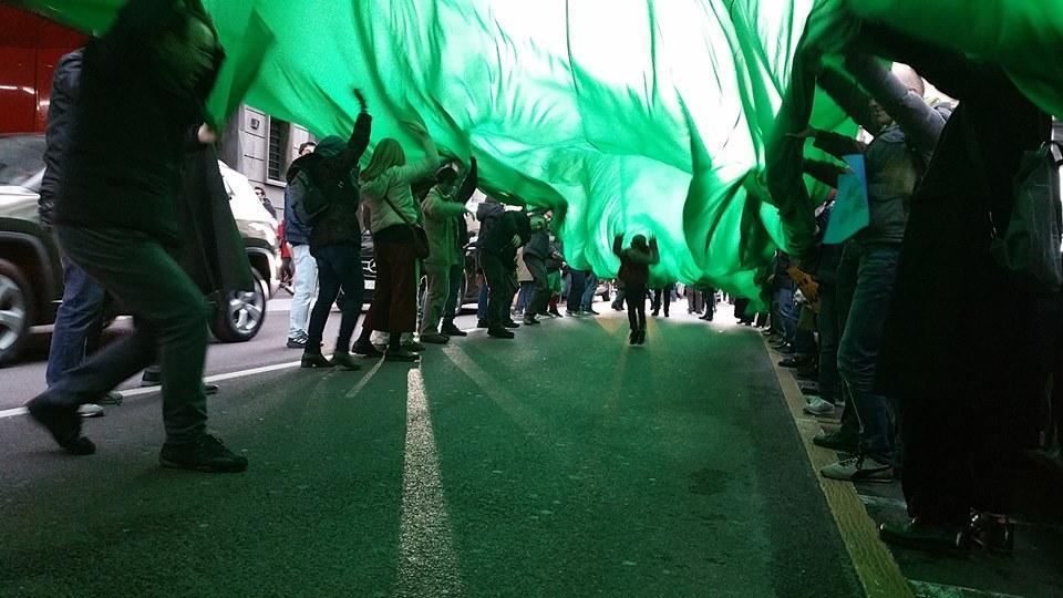 Onda Verde a Milano