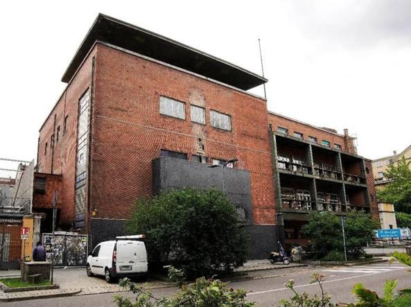 L Ex Nuovo Arti Diventera Un Hotel Con Giardino Pensile Sul Tetto