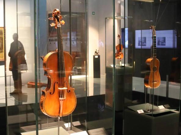 Museo Del Violino.Cremona Grazie Al Digitale Tutti Potranno Suonare Il Violino