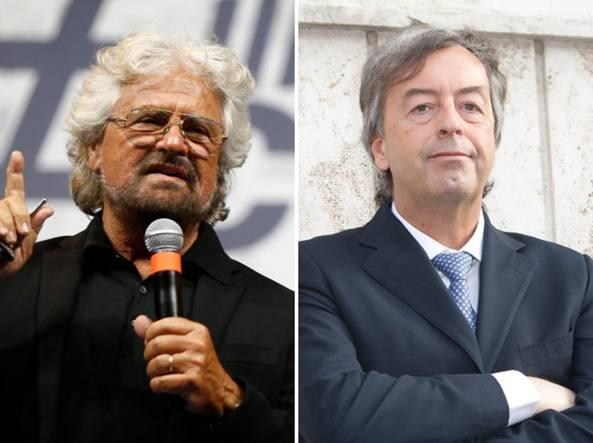 Beppe Grillo (con Renzi), svolta sui vaccini: firma il «Patto per la scienza» promosso da Roberto Burioni