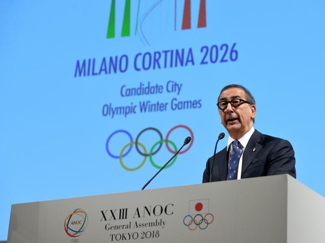 Olimpiadi 2026, sì del governo a candidatura Milano-Cortina