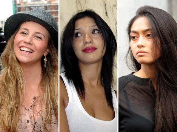 «Ruby Ter»: Ambra Battilana, Imane Fadil E Chiara Danese