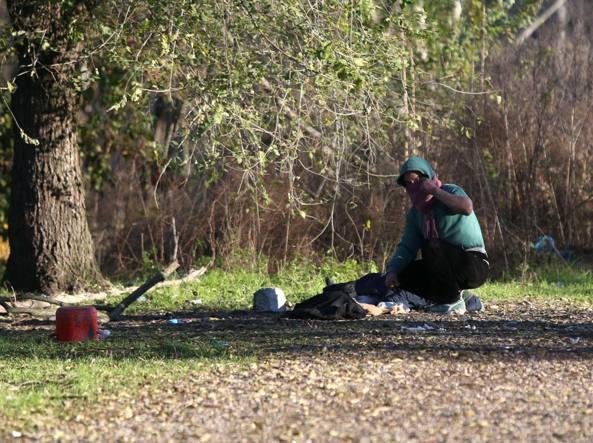 Il racconto di un padre  «Sono andato nel bosco della droga di Rogoredo per c162eb012f3