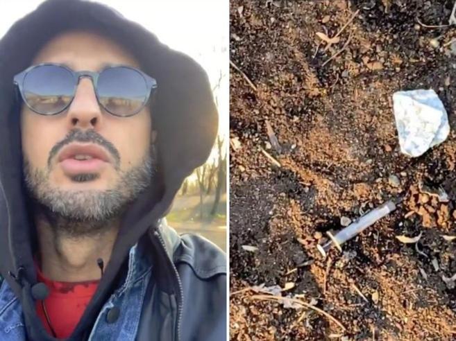 Rogoredo, collaboratore Corona sorpreso con pistola rubata Video