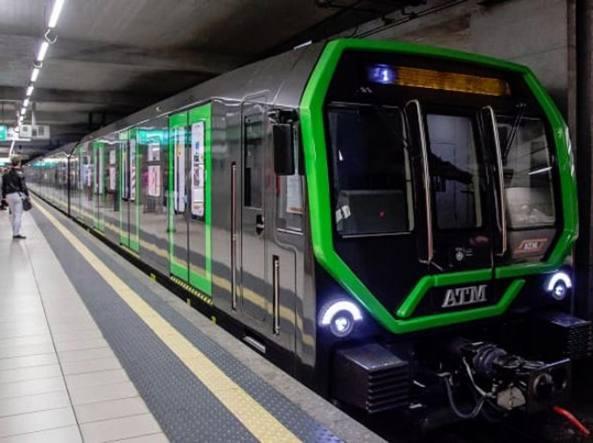 Milano, ancora una frenata brusca in metropolitana: due feriti a Cassina de' Pecchi
