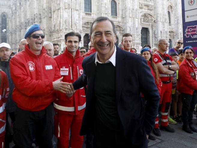 Ius soli, Beppe Sala: «Ramy fatti eleggere? Salvini sfugge al dibattito» Il ministro: «Non se ne parla»