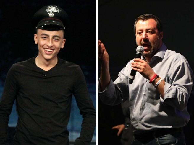 Salvini frena su cittadinanza a Ramy:  «Per ora non ci sono elementi»  Il ...